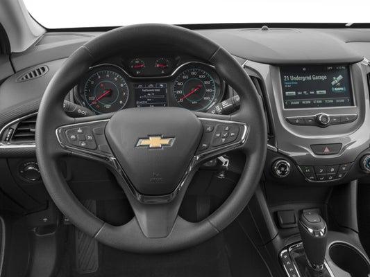2017 Chevrolet Cruze Lt In Altoona Pa Five Star Mitsubishi